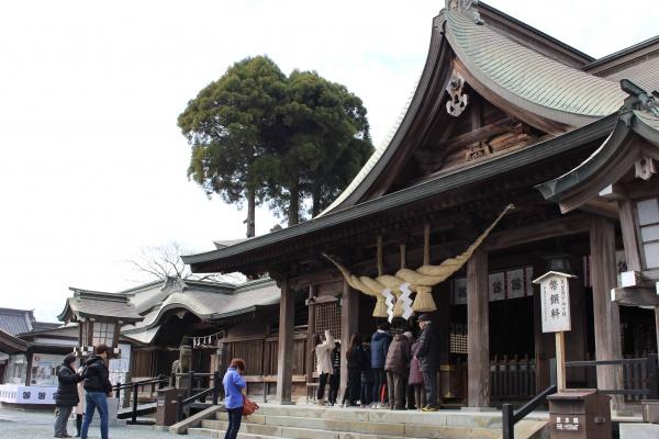 神社仏閣の染物