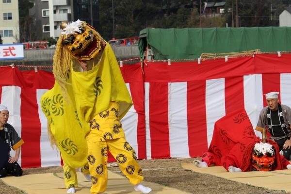 熊本新町獅子保存会