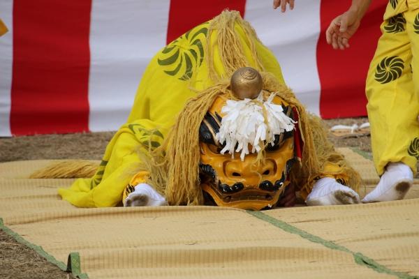 新町獅子舞保存会