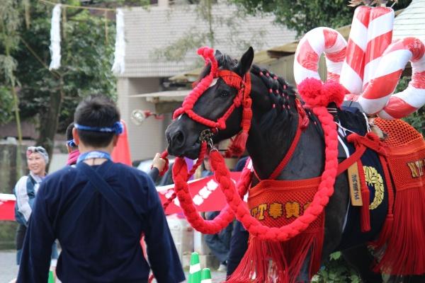 藤崎八幡宮秋季例大祭