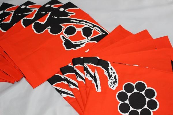 熊本八代妙見祭法被作成