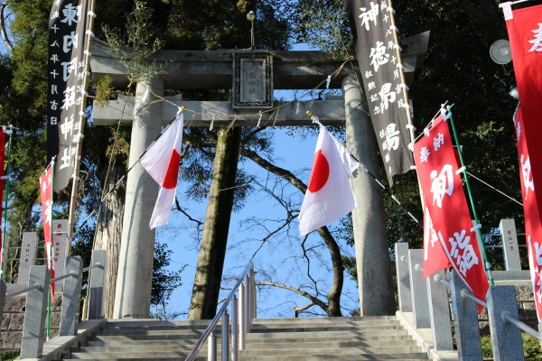 神社初詣のぼり販売熊本市