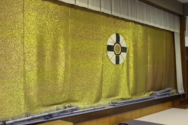 緞帳修理熊本市
