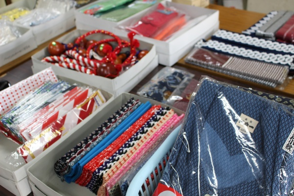 藤崎宮祭り用品セール