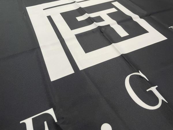 両面昇華転写クラブ旗